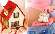 Материнский капитал на покупку жилья