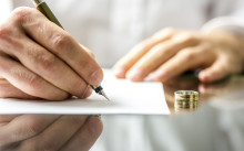 Иск о расторжении брака
