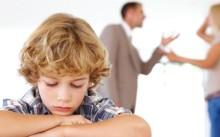 Развод родителей и ребенок