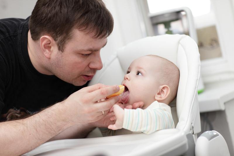 Как оставить ребенка с отцом