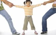 С кем остаются дети после развода