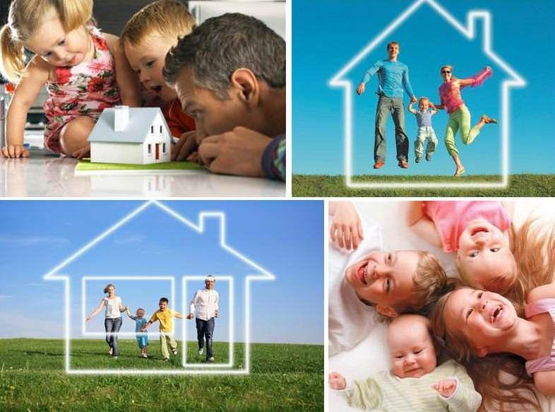 Ипотека для многодетной семьи