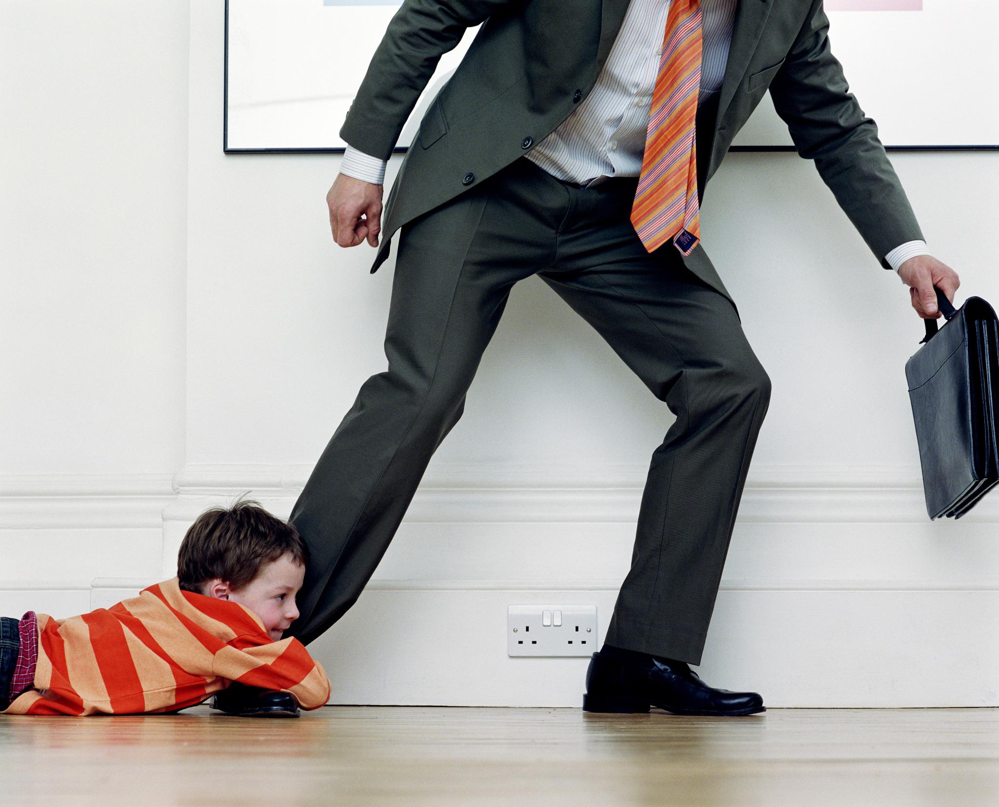 Лишение и ограничение родительских прав