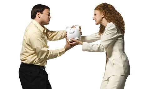 Как делаить имущество при разводе