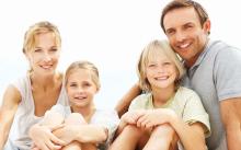 Отношения, регулируемые семейным правом